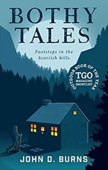 Cover Art: Bothy Tales by John D Burns