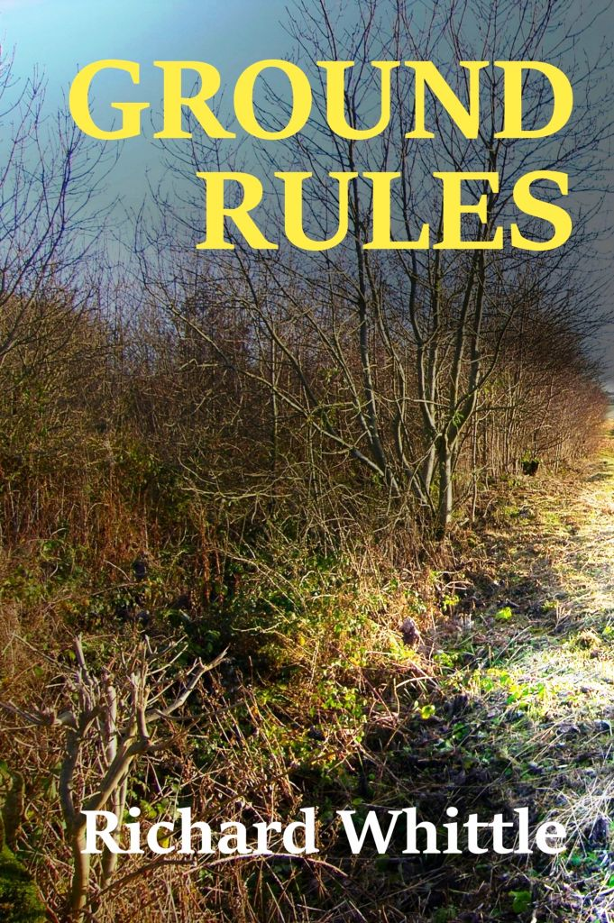 Cover Art: Ground Rules by Richard Whittle