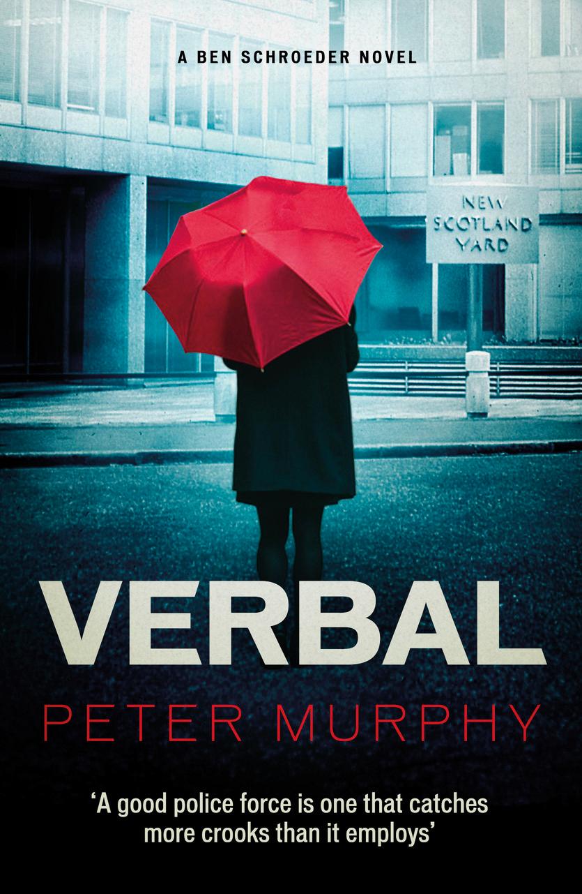 Cover Art, Verbal by Peter Murphy