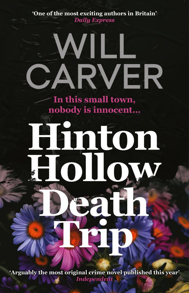 Cover Art - Hinton Hollow Death Trip
