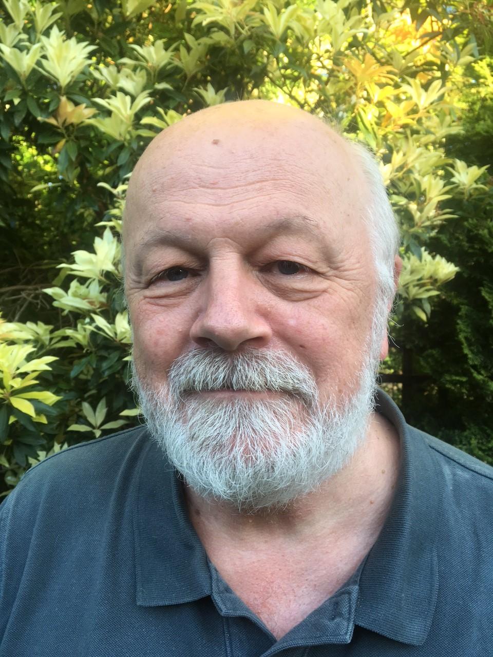 Michael Ward author pic