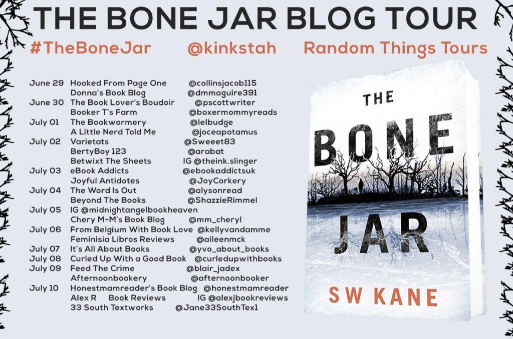 Details of The Bone Jar Blog Tour