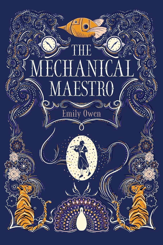 Cover art, The Mechanical Maestro