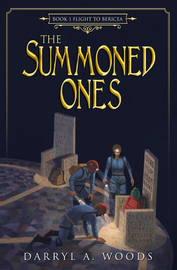 Cover Art for The Summoned Ones