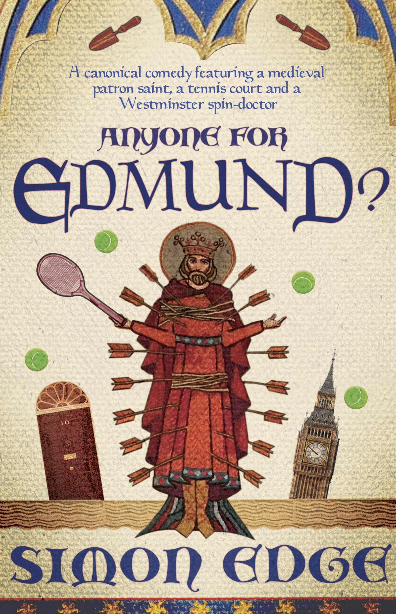 Cover Art for Anyone for Edmund?