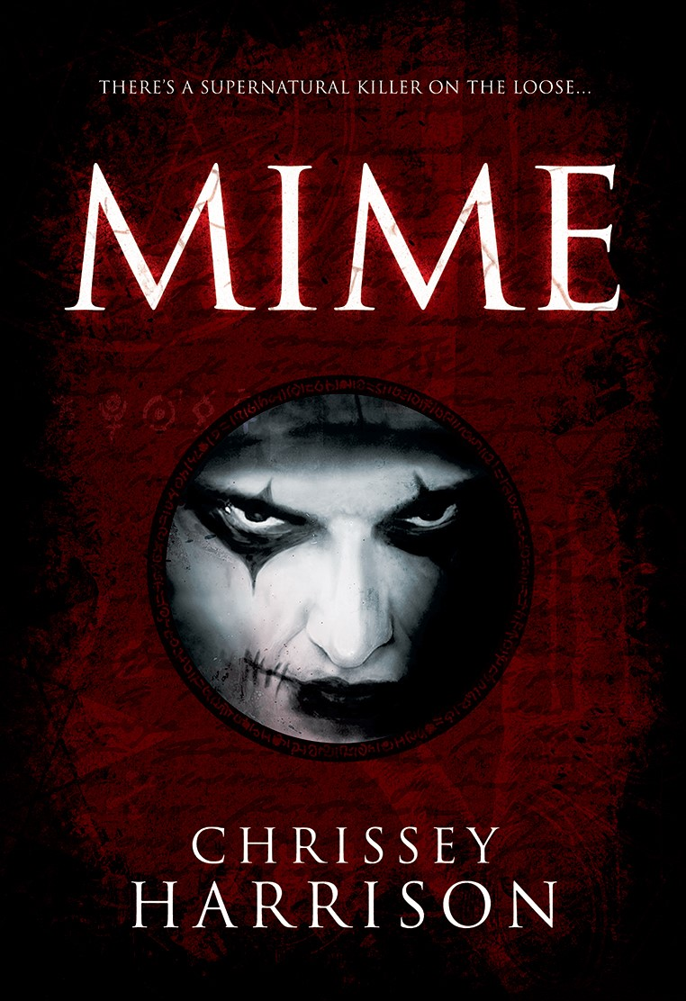 Cover Art for Mime