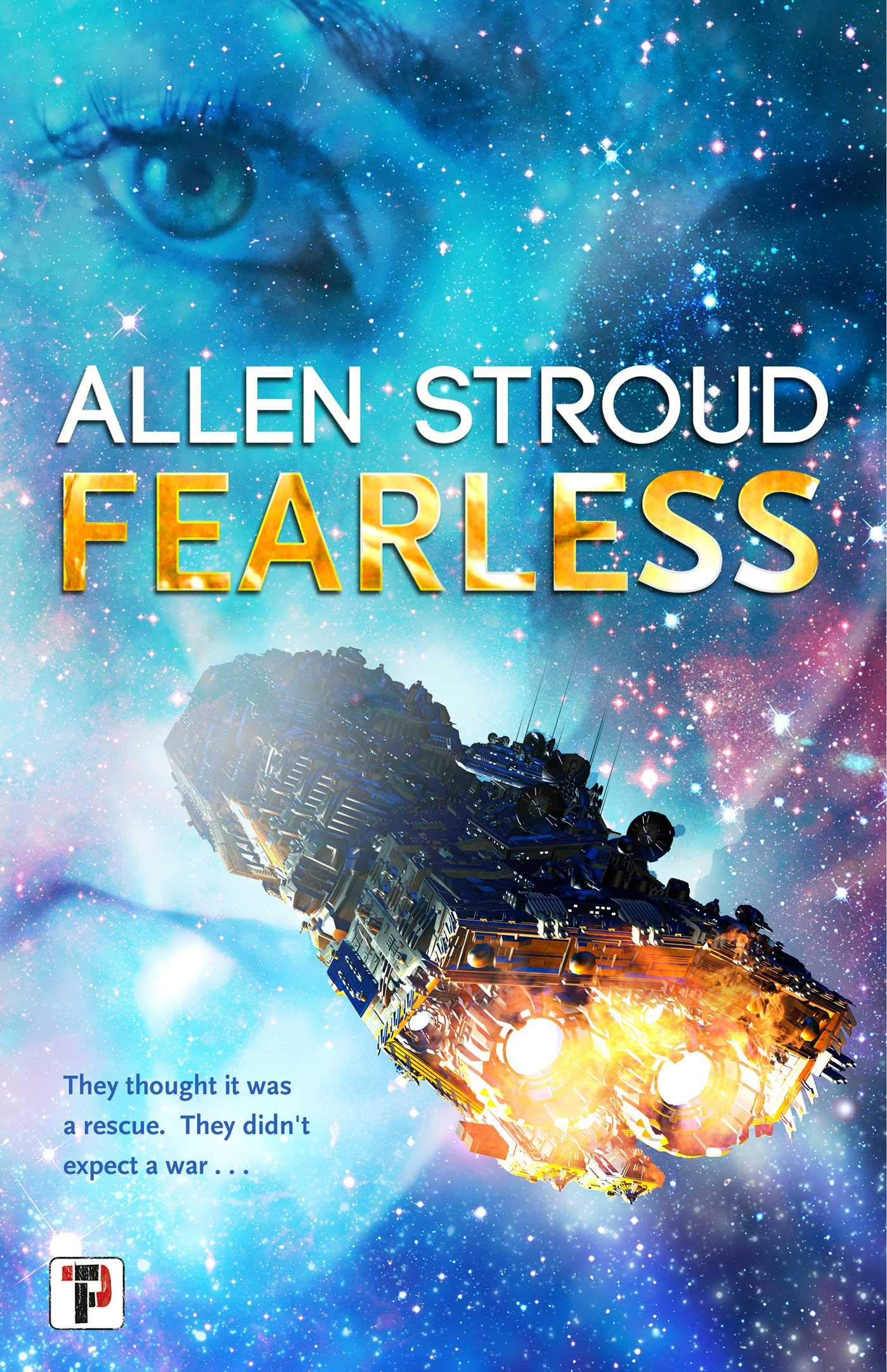 Cover Art for Fearless by Allen Stroud