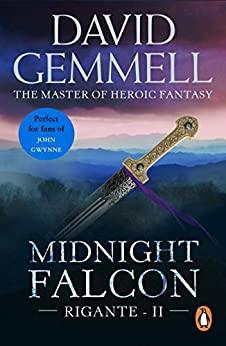 Cover Art for Midnight Falcon