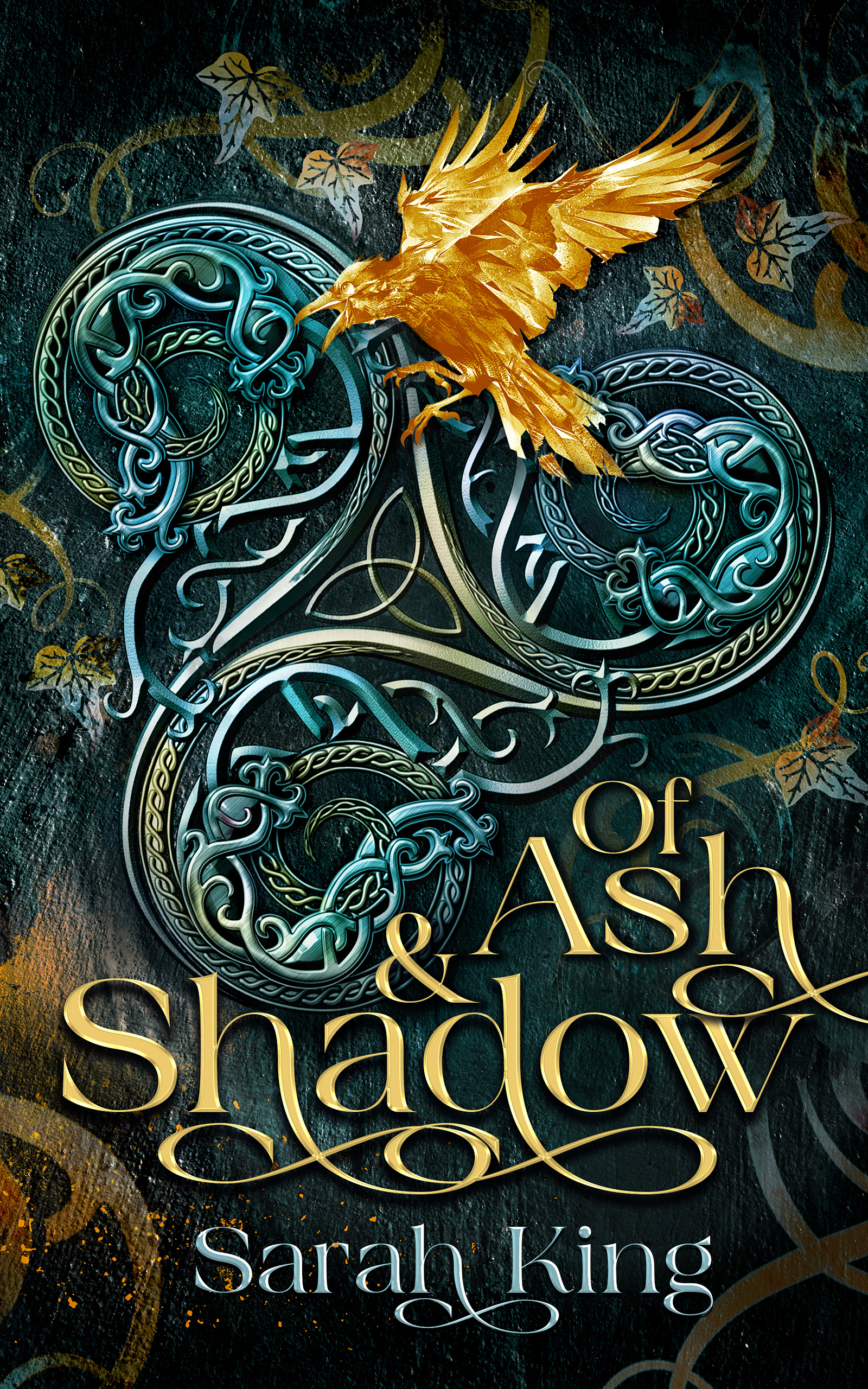 Cover art for Of Ash & Shadow