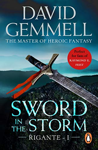 Cover Art for Sword in the Storm