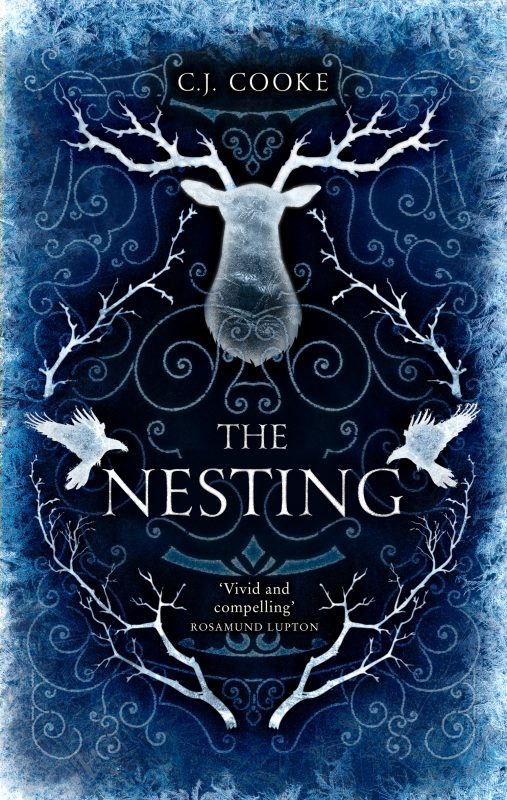 Cover Art for The Nesting