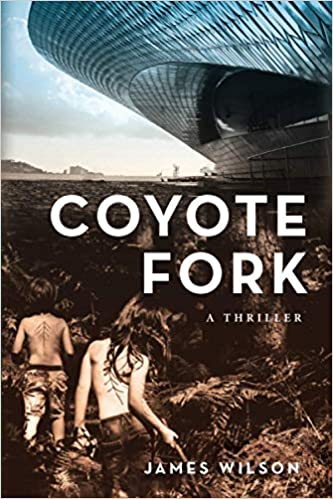 Cover art for Coyote Fork