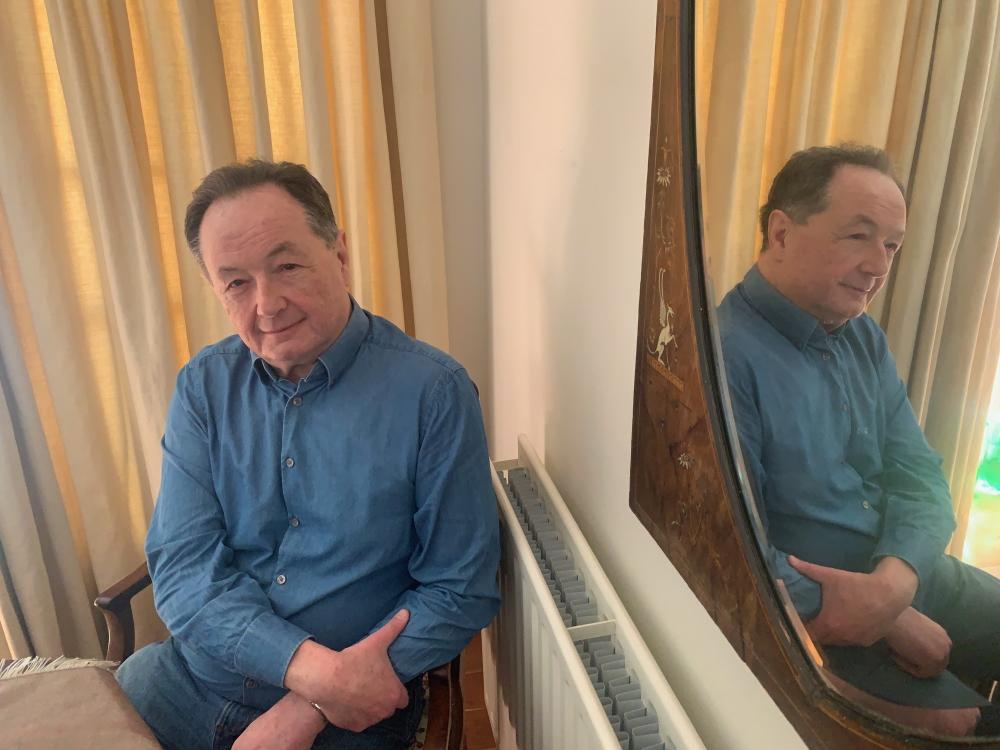Author, James Wilson