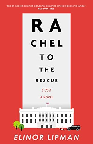 Cover Art for Rachel to the Rescue