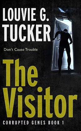 Cover Art for The Visitor