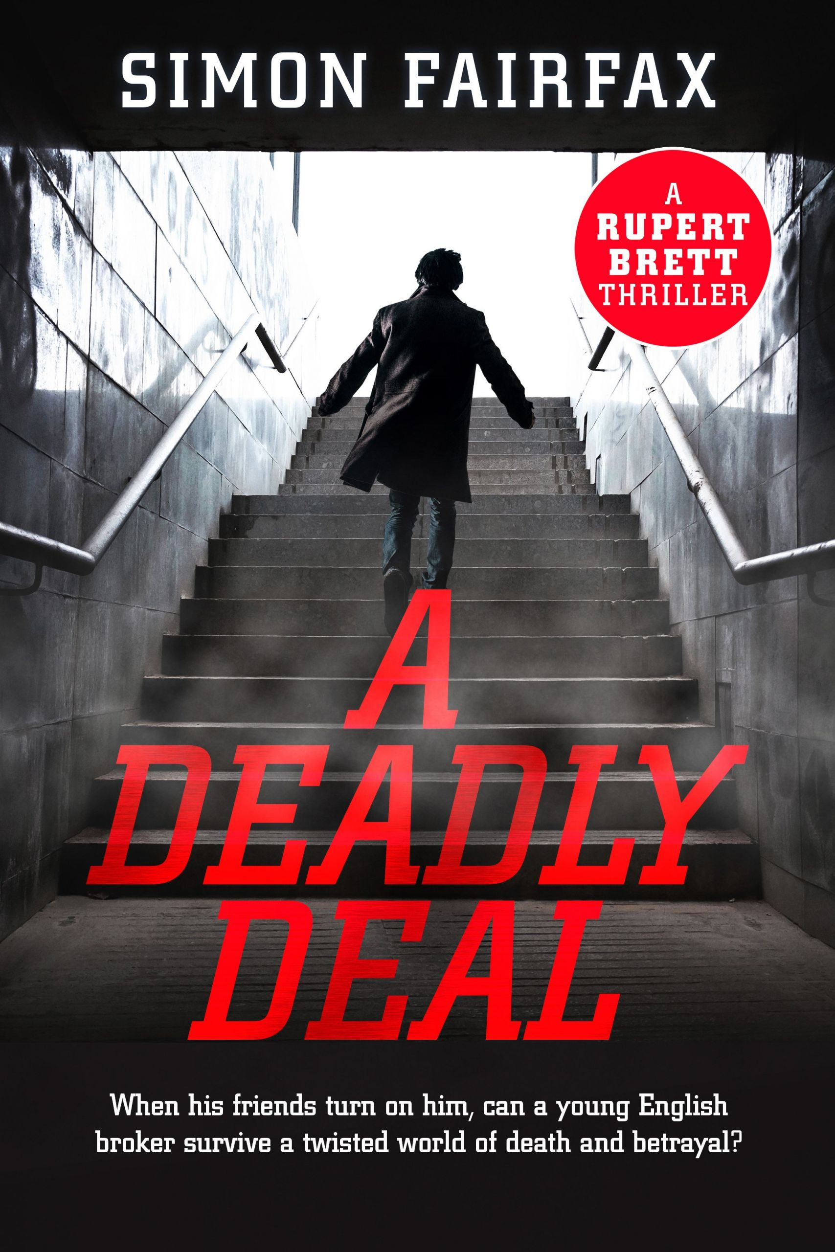 Cover Art for A Deadly Deal