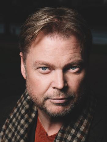 Author pic, Jorn Lier Horst
