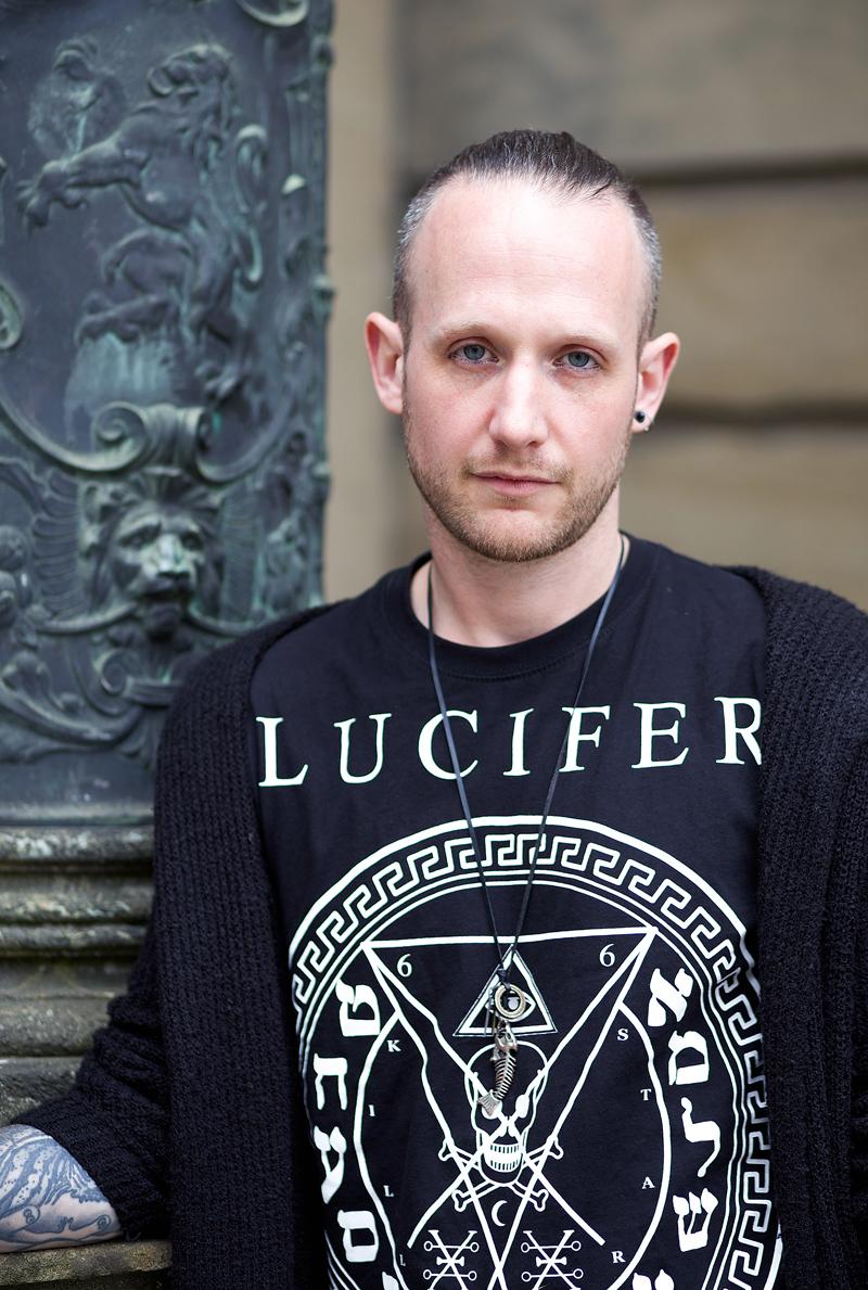 Author Matt Wesolowski