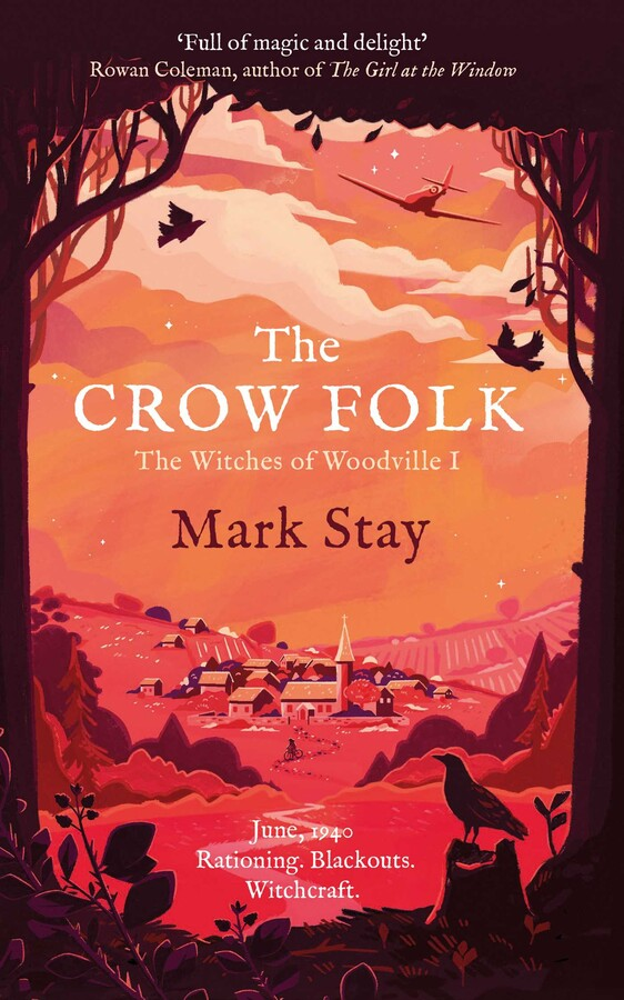 Cover Art for The Crow Folk