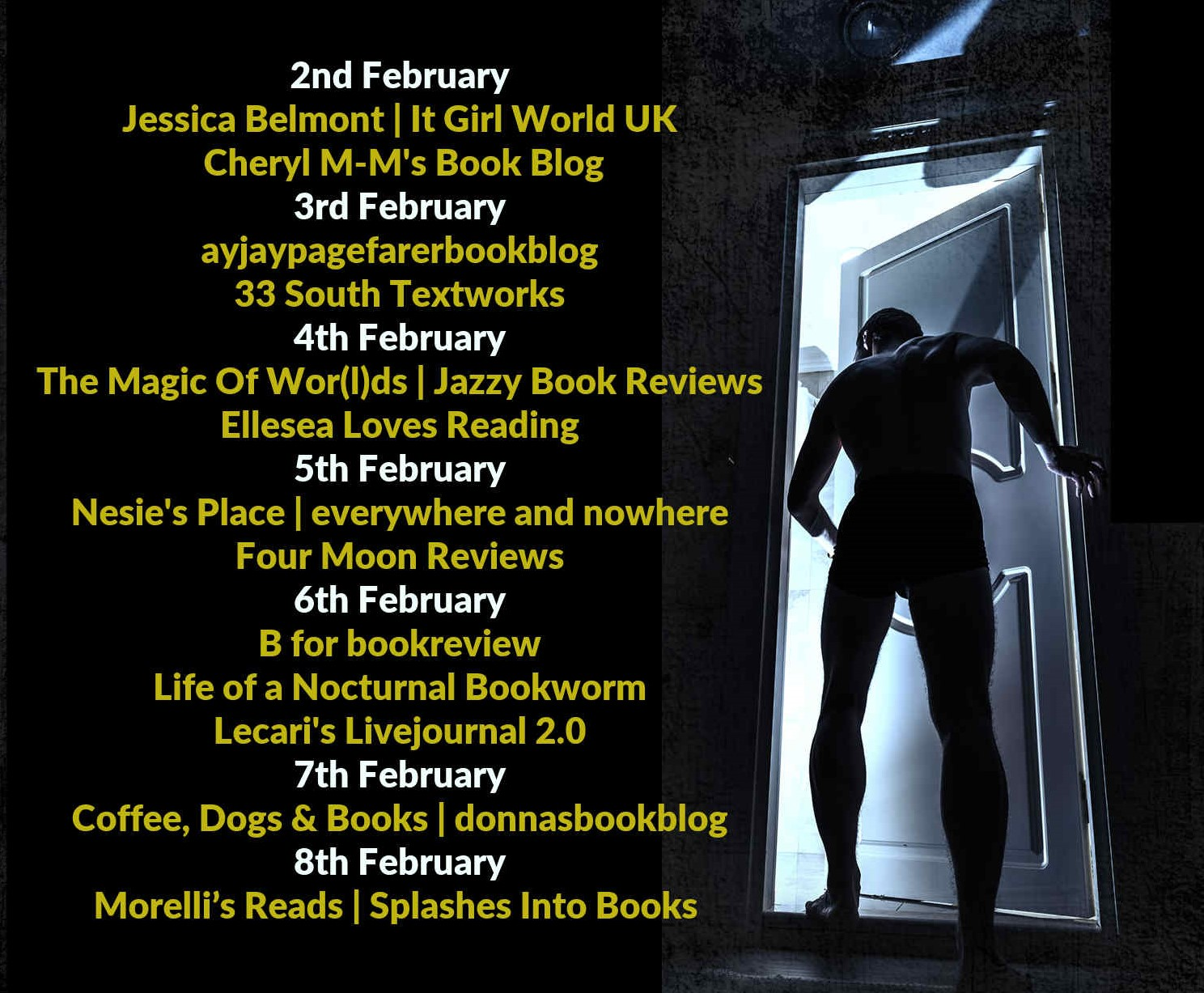 The Visitor Blog Tour