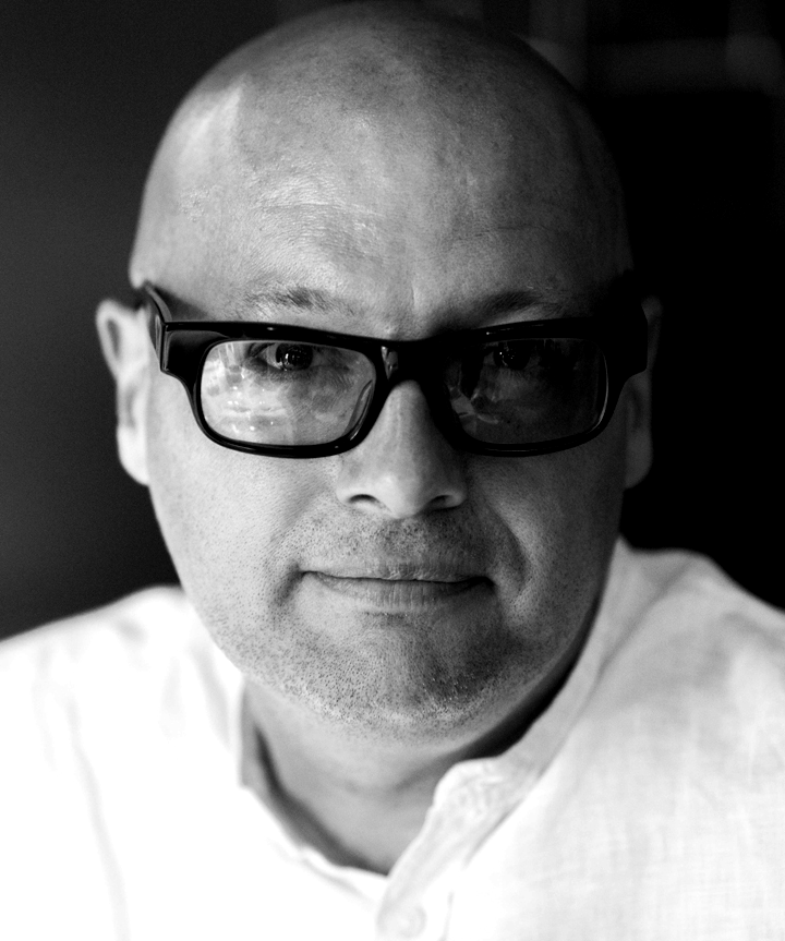Author, Des Burkinshaw