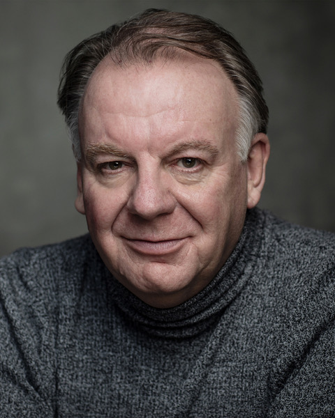 Author Paul Clayton