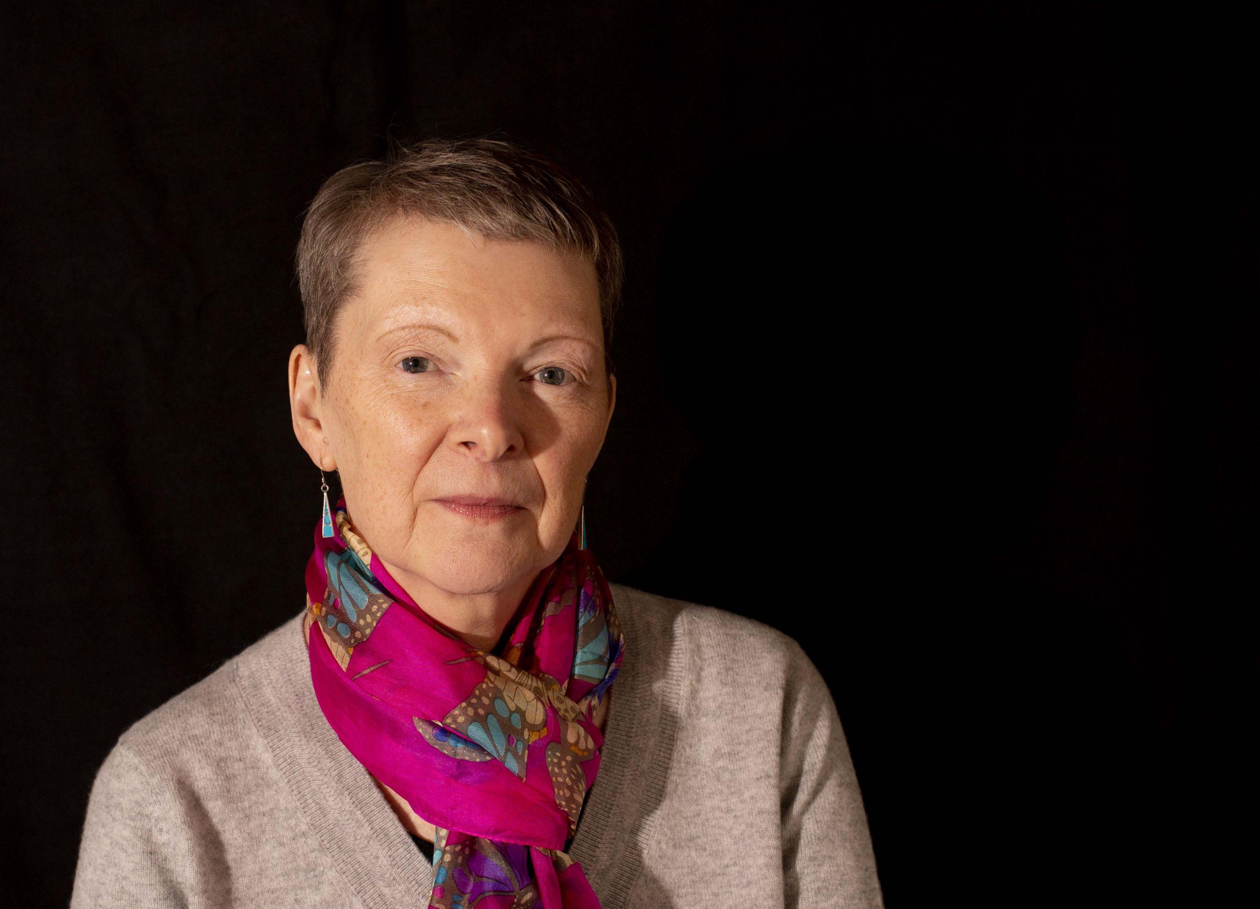 Author Lucienne Boyce