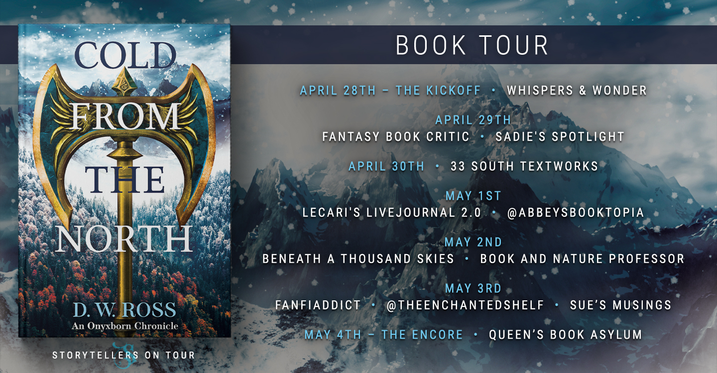 Cold From The North Blog Tour