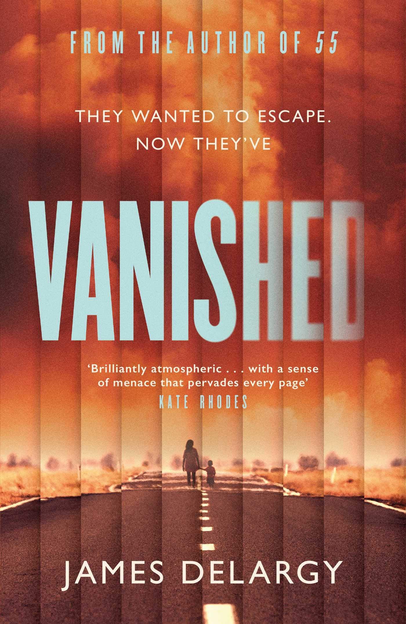Cover art for Vanished