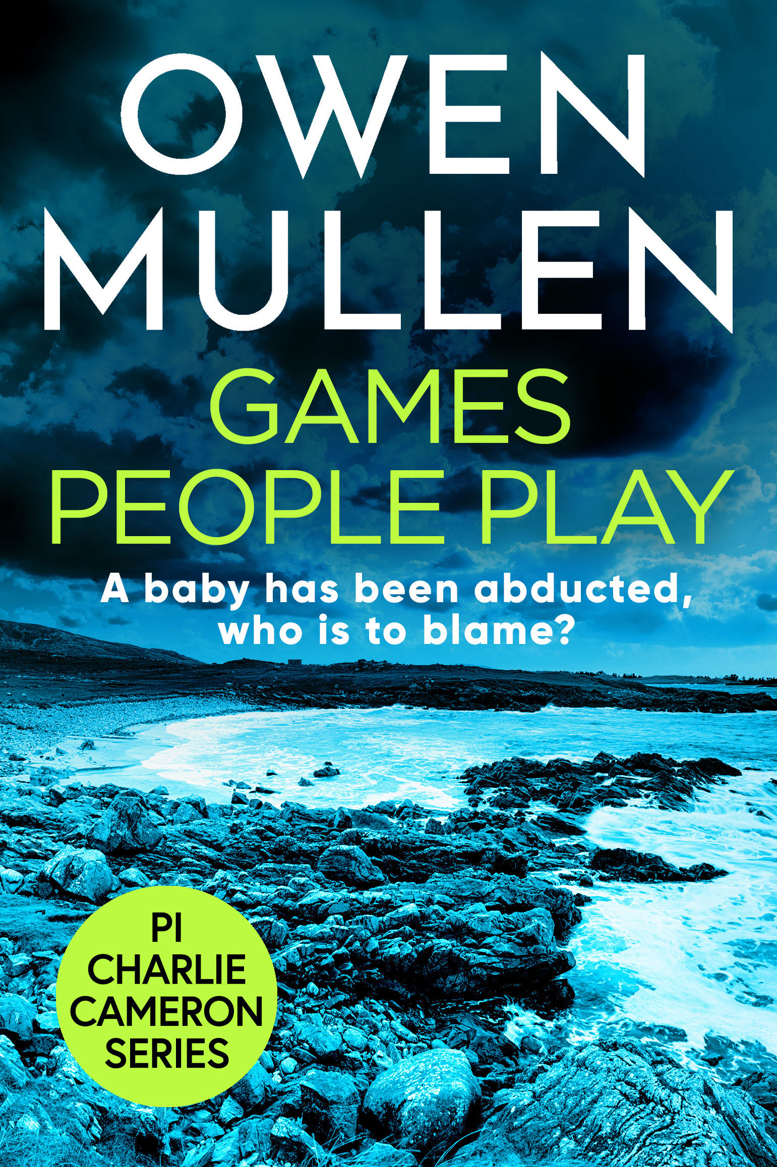 Cover Art for Games People Play