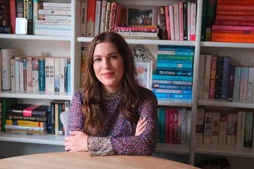 Author Christina Sweeney-Baird