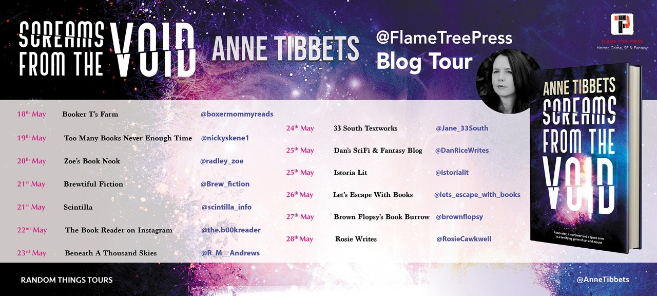 Blog Tour for Screams from the Void