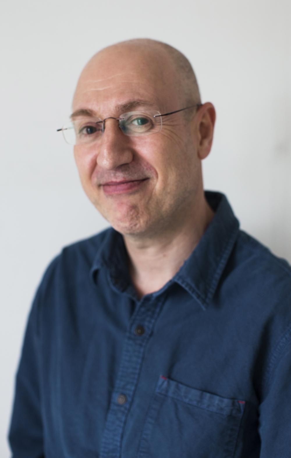 Author Ivan D. Wainewright