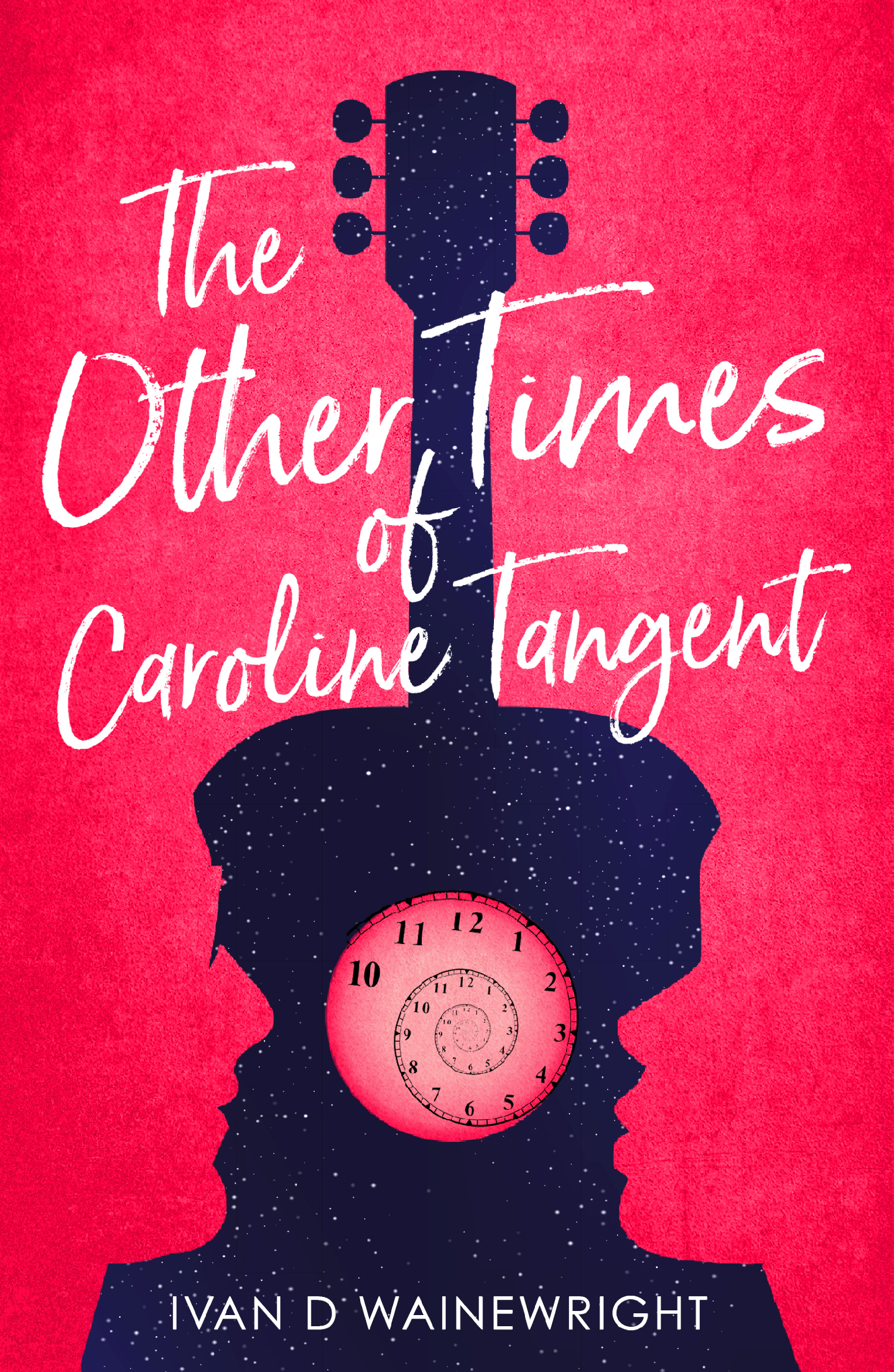 Cover art for The Other Times of Caroline Tangent