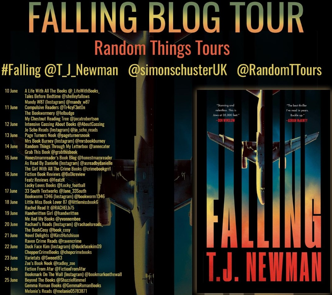 The Falling Blog Tour