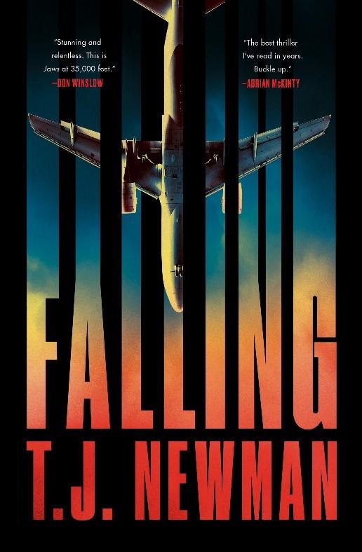 Cover art for Falling