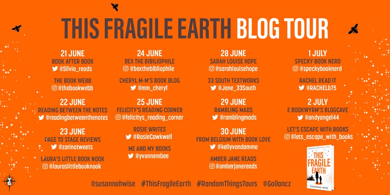 This Fragile Earth Blog Tour