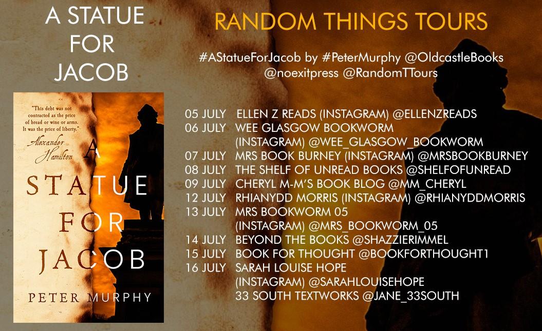 Blog Tour for A Statue for Jacob