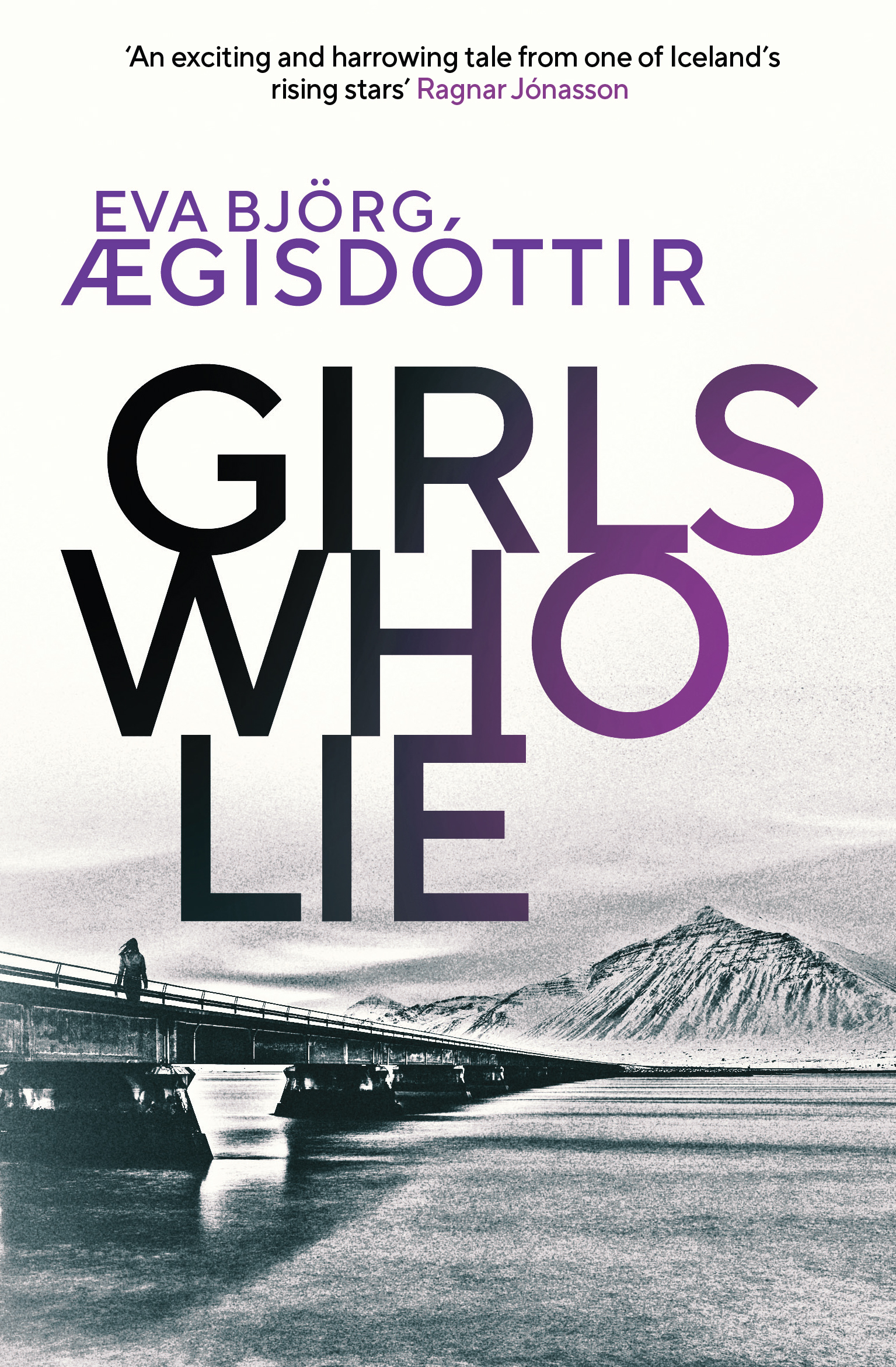 Cover art for Girls Who Lie