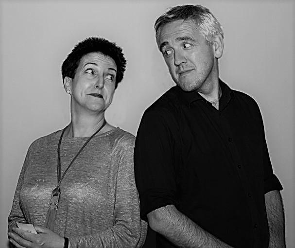 Authors, Heide Goody and Iain Grant