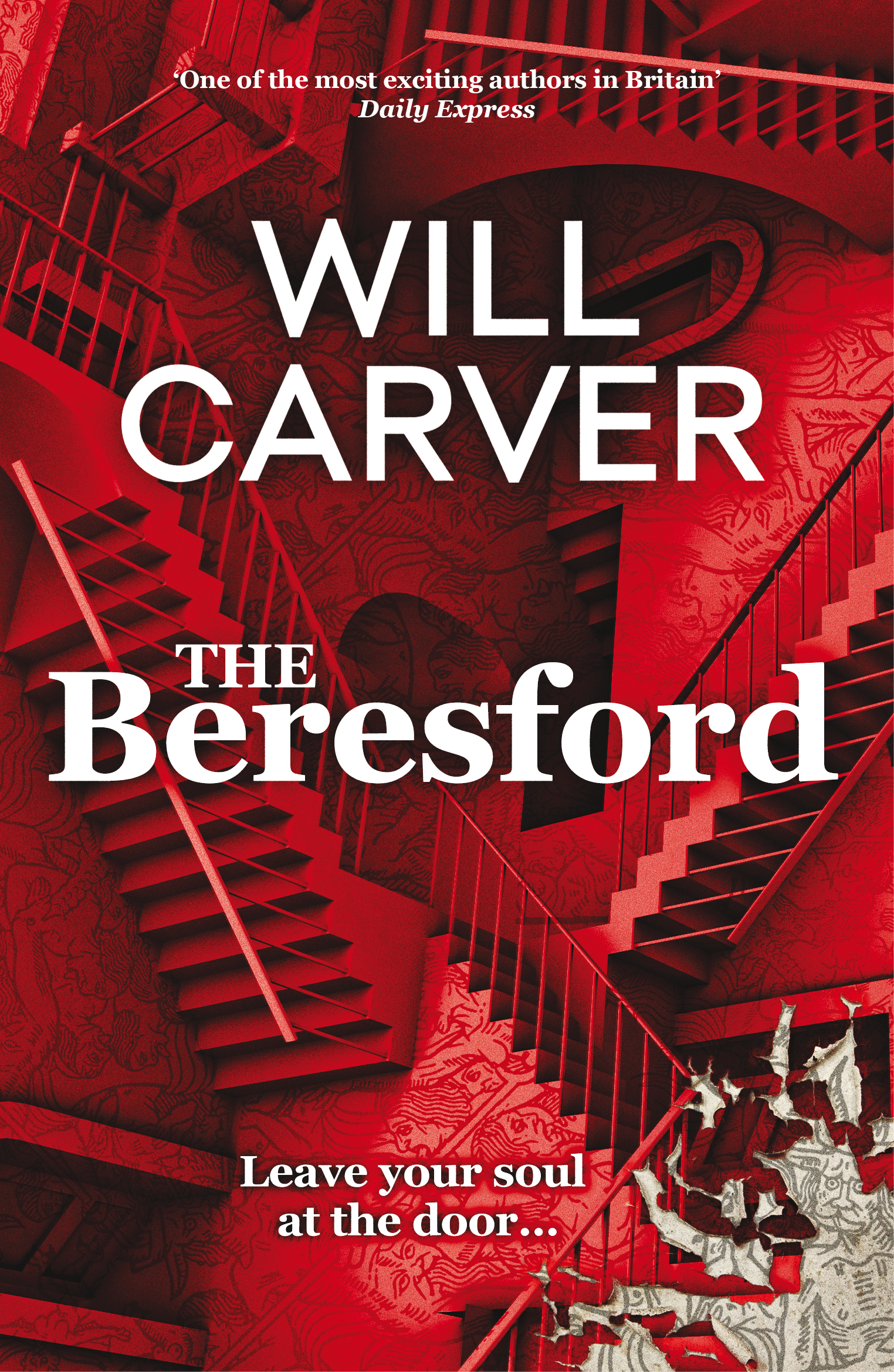 Cover art for The Beresford