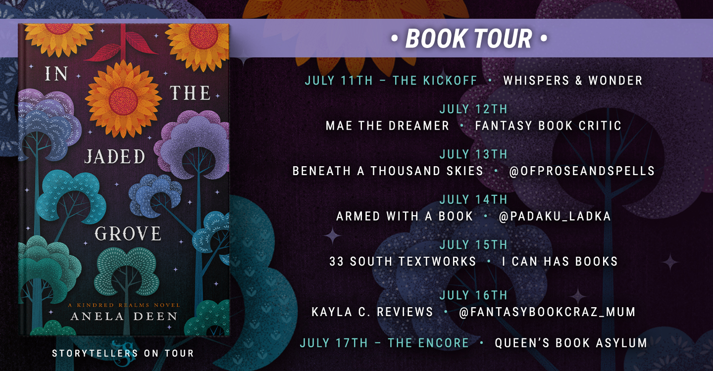 In the Jaded Grove Blog Tour