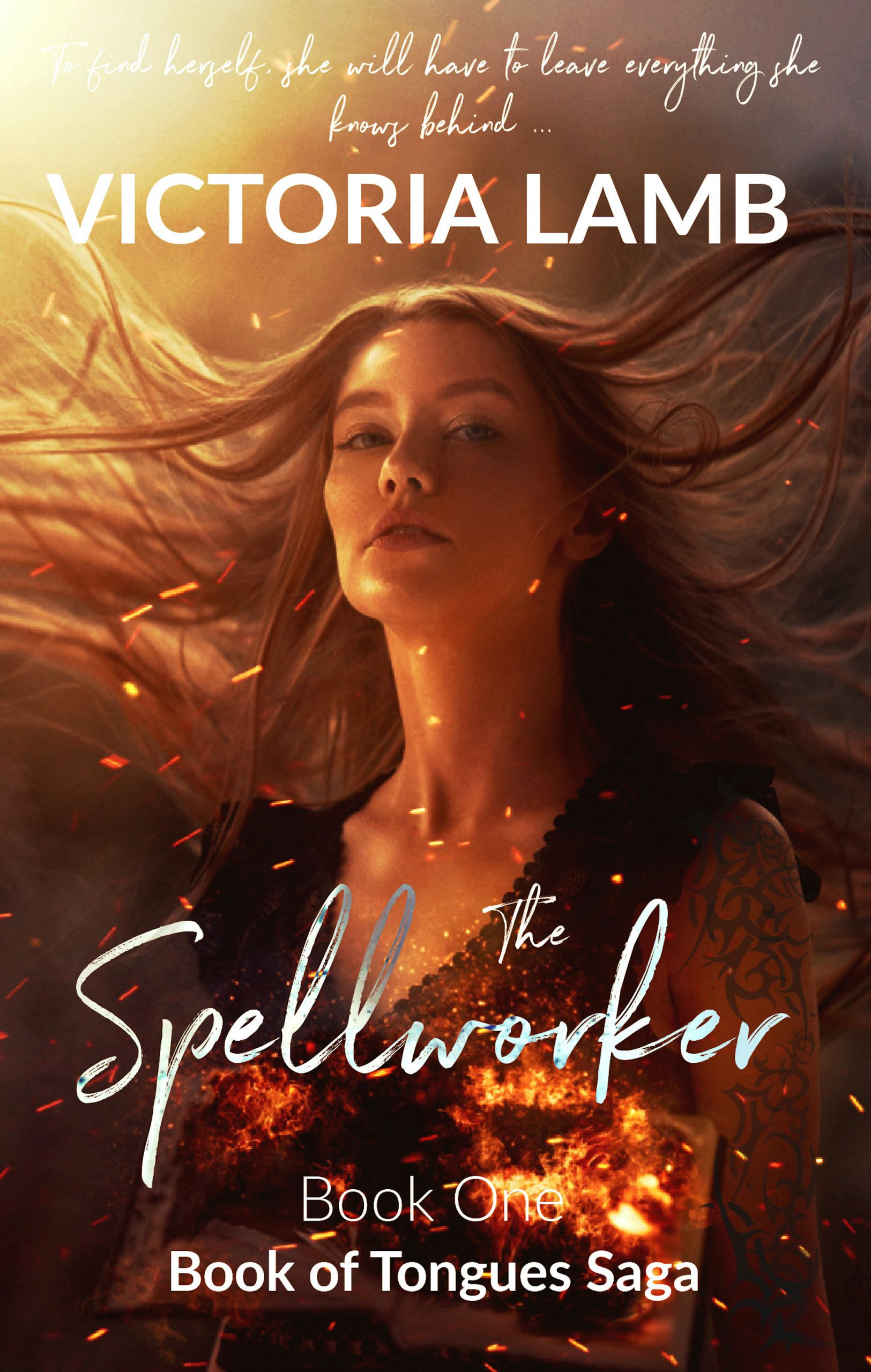 Cover Art for The Spellworker