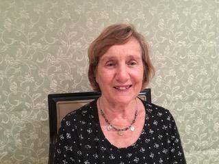 Author Sue Parritt