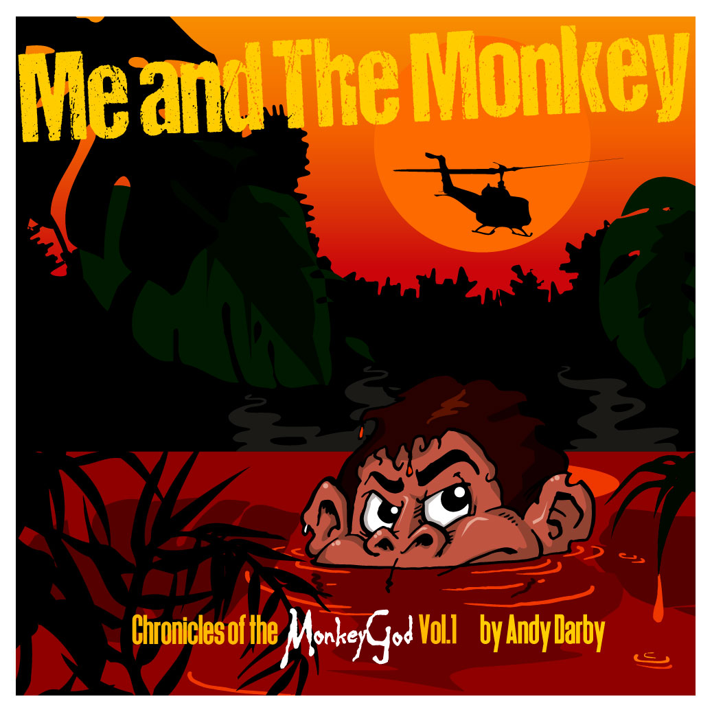 Cover art for Me and The Monkey