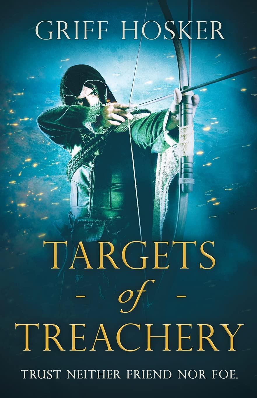 Cover art for Targets of Treachery