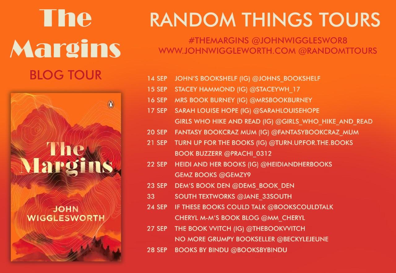 The Margins Blog Tour